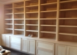 4. Custom Shelving